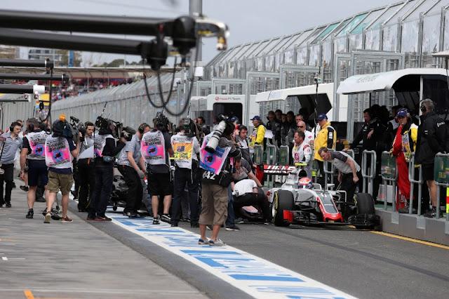 Dua Bulan Ke Depan Jadwal F1 Padat