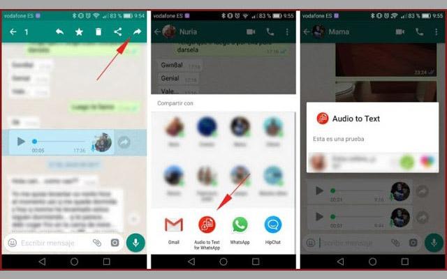 حمّل أفضل التطبيقات لتحويل الرسائل الصوتية إلى نص في الواتساب وتفادى الرسائل المحرجة