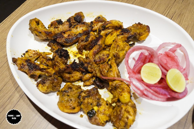 Chicken Pahadi Kebab @ The Rahhams Experience | Frazer Town | Bangalore
