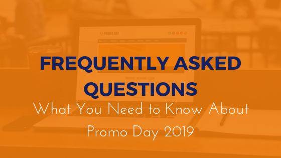 FAQs #PromoDay2019
