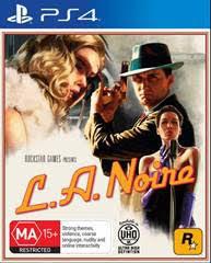 LA Noire, coming November 14