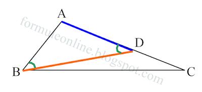 Geometrie plana problema rezolvata 33 - inegalitati geometrice