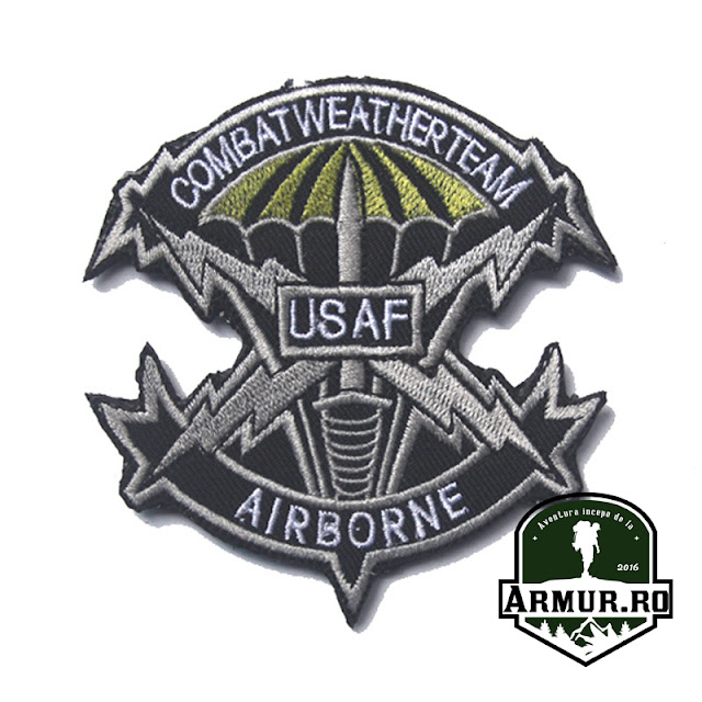 Patch USAF Airborne combat weatherteam