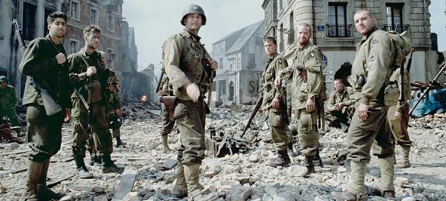 Salvar al soldado Ryan (1998) una de las mejores películas bélicas de la historia