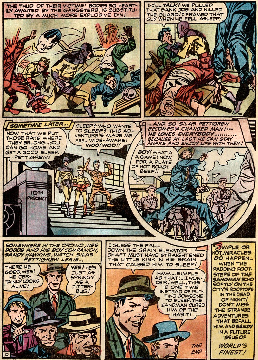 Read online World's Finest Comics comic -  Issue #226 - 34