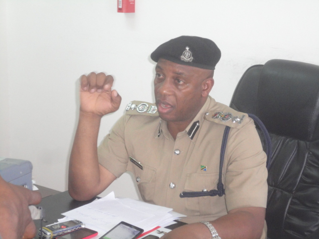 Kamanda wa Polisi mkoa wa Mtwara
