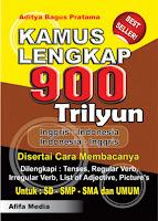 Kamus 900 Lengkap Trilyun Kecil Index | Rp. 18.500,-