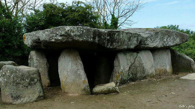 dolmen la Frebouchėre