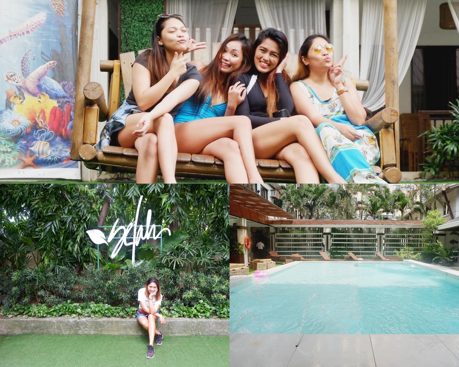 fun activities at selah garden hotel