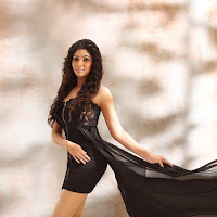 Bhanu latest photoshoot in black