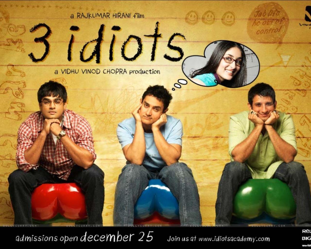Kutipan film 3 idiots 2009