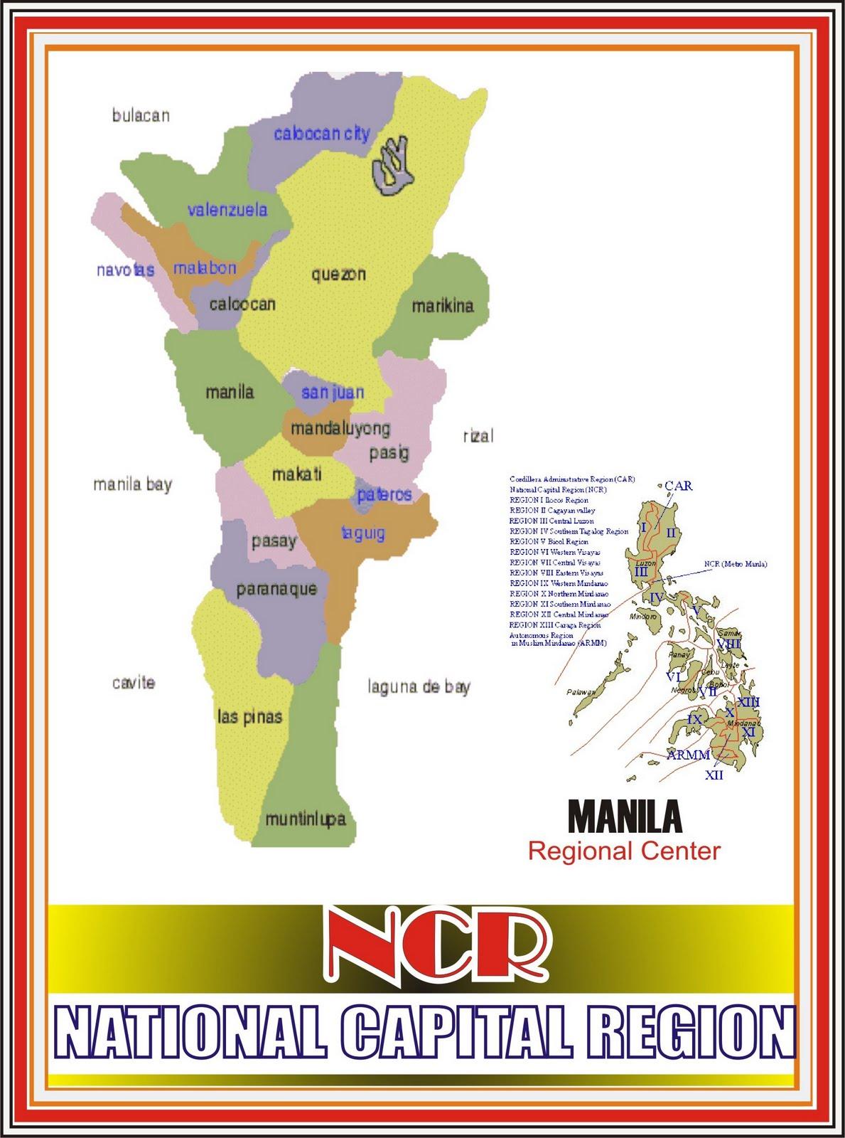 Deped National Capital region