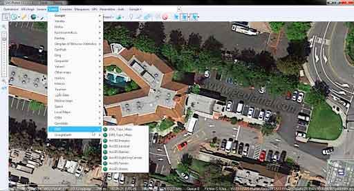 download maps برنامج SAS Planet برنامج روسيا عملاقا.. يمكن من خلاله تحميل صور Google Earth و Bing و Yundex و Nokia و Yahoo و ESRI
