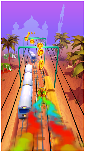 Subway Surfers Arabia MOD APK