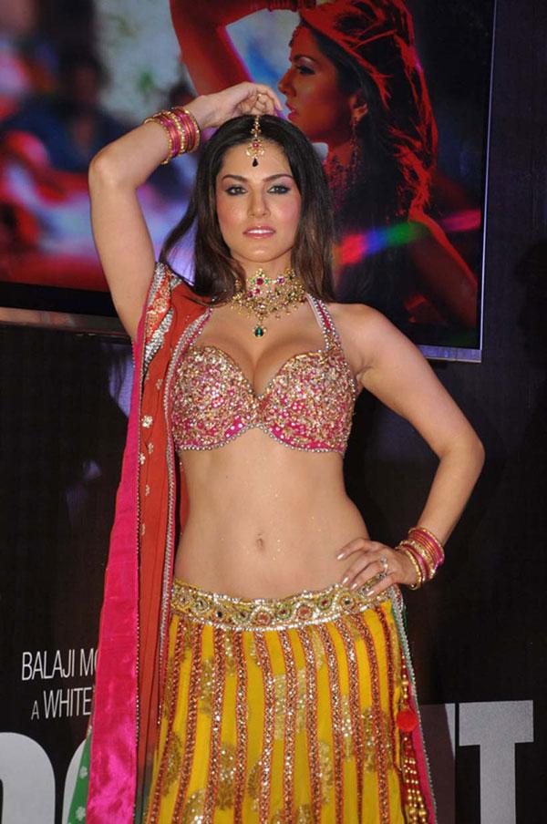 Sunny Leones Photos - Hot Red Ghagra Choli Styles Indian -6001