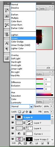 abstact art photoshop tutorial