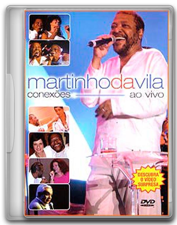 DVD Martinho da Vila - Conexões Ao Vivo