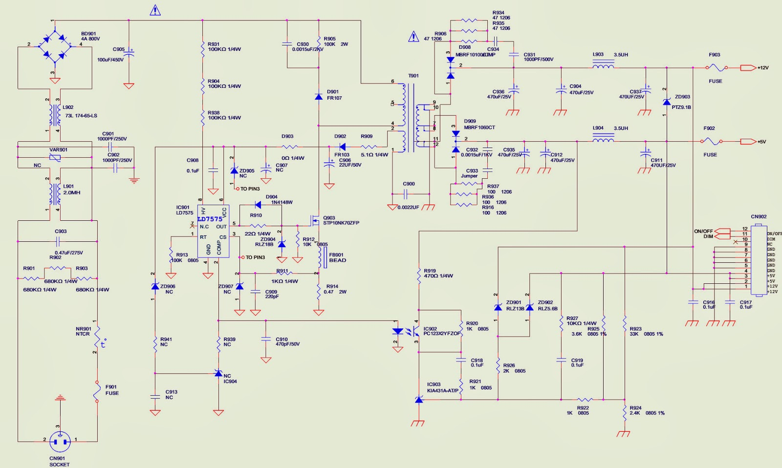 small resolution of hcl hcm9lwat11 19 inch lcd monitor power supply schematic aoc lcd monitor schematic diagram lcd monitor schematic diagram