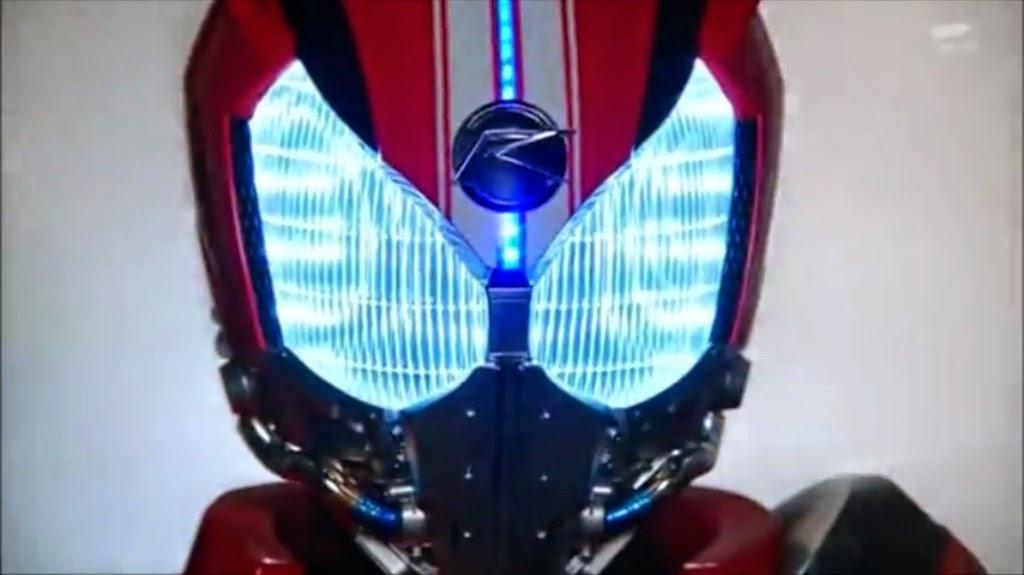 Kamen rider double episode 2 part 1 / Accidental tourist