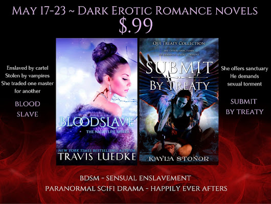 Dark, erotic romance novels #99c Sale by @NightlifeNovels