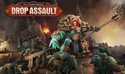 The Horus Heresy: Drop Assault Apk v1.3.2 Mod (Free Shopping & More)