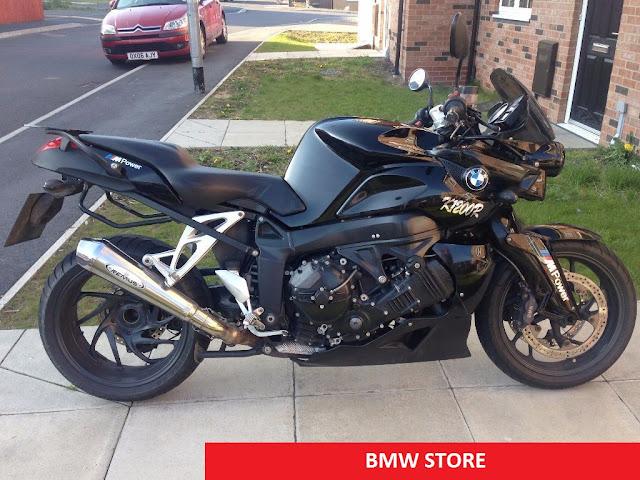 Bmw Motorcycle Bmw K1200r Sport 2007