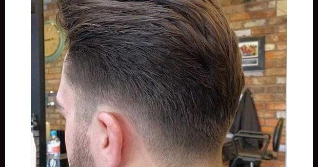 17 Gambar Potongan Rambut Pria Dari Belakang Inspirasi Terkini