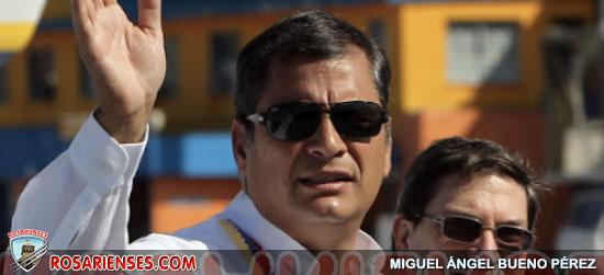 Correa llega a La Habana a visitar a su 'querido amigo' Hugo Chávez | Rosarienses, Villa del Rosario