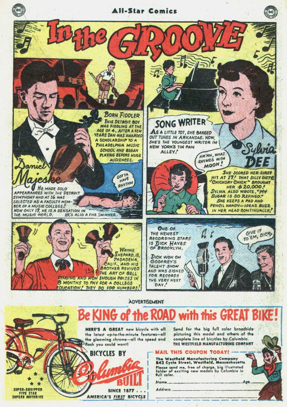 Read online All-Star Comics comic -  Issue #57 - 33