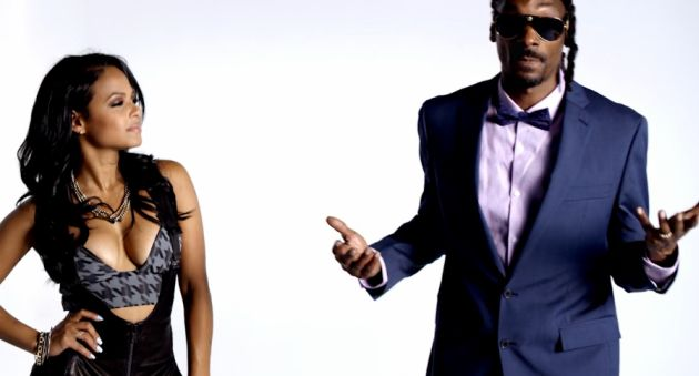 Christina Milian - Like Me (Feat. Snoop Dogg) [Vídeo]