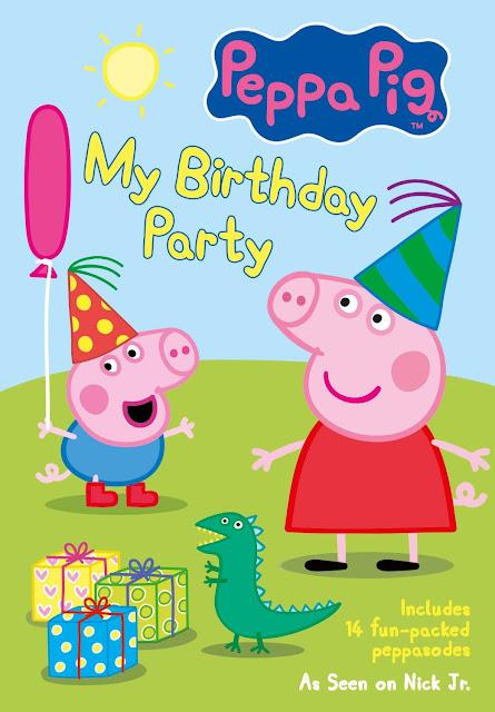 Peppa Pig: My Birthday Party [Latino]
