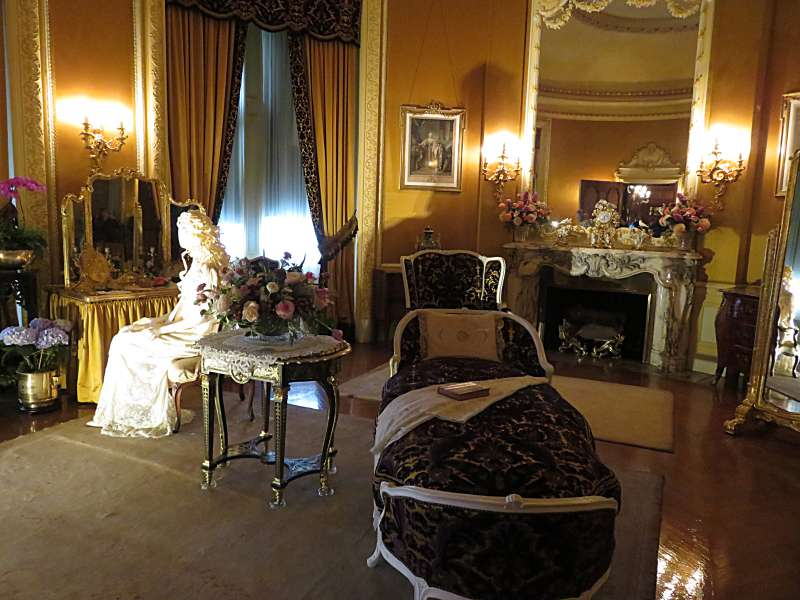 Bedroom at Biltmore