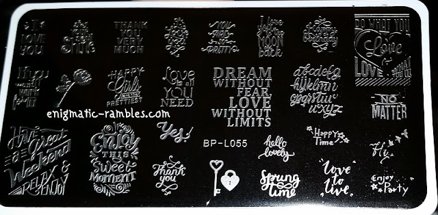 Review-Born-Pretty-Store-BPL055-BP-L055-Stamping-Plate