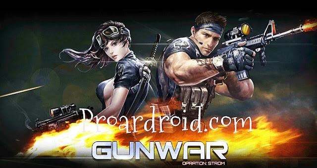 لعبة Gun War Swat Terrorist Strike V2 7 مهكرة كاملة للاندرويد