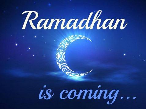 ramadhan tiba lagi, persiapan menyambut ramadhan, berjimat di bulan puasa
