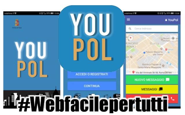 YouPol | Applicazione per segnalare con il proprio smartphone atti di bullismo
