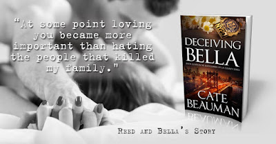 Book Showcase: Deceiving Bella by Cate Beauman @CateBeauman  @iReadBookTours