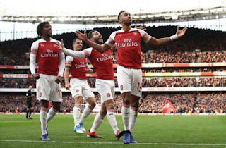 Arsenal vs Burnley 3-1 Video Gol  & Highlights
