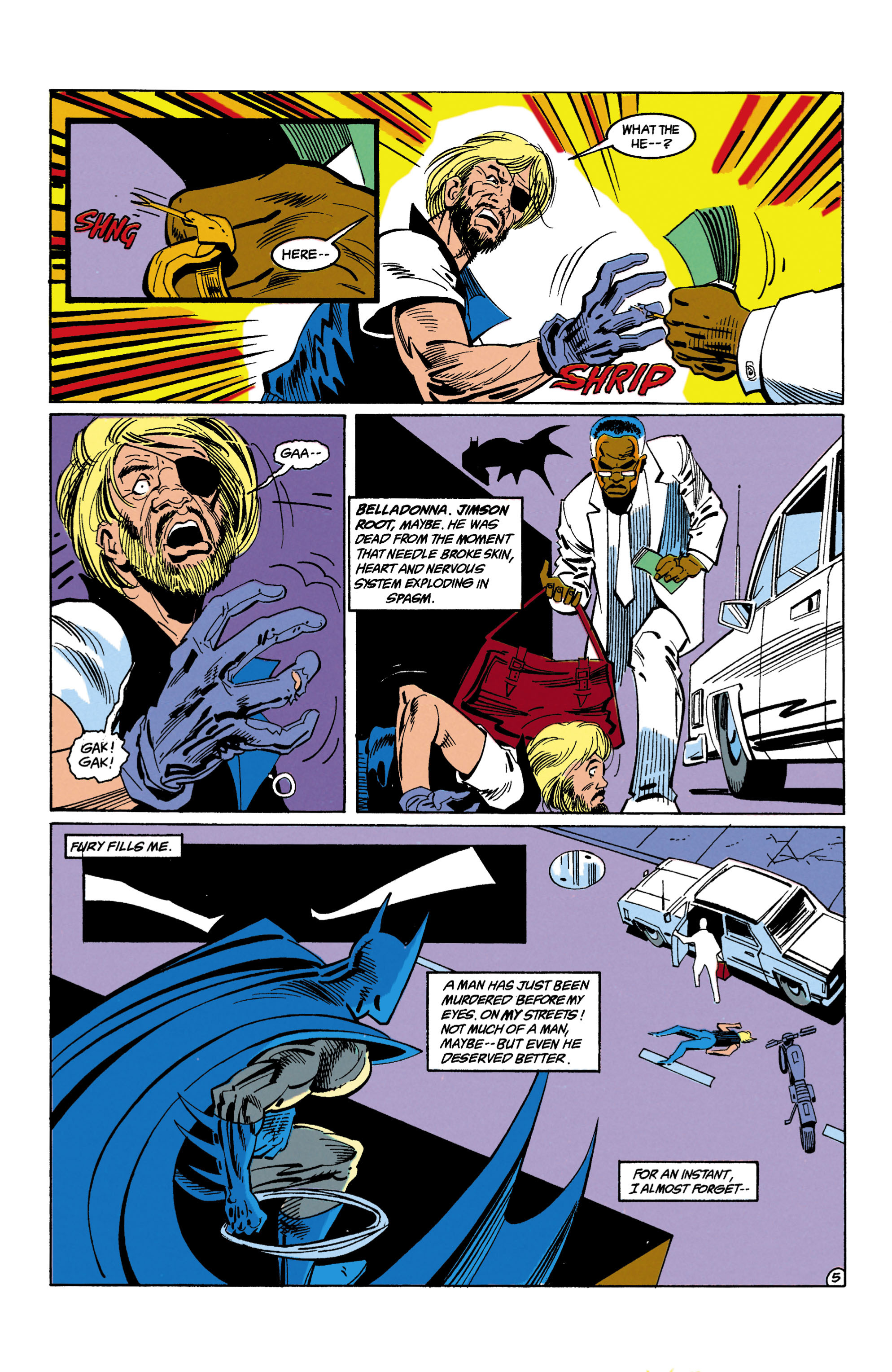 Detective Comics (1937) 620 Page 5