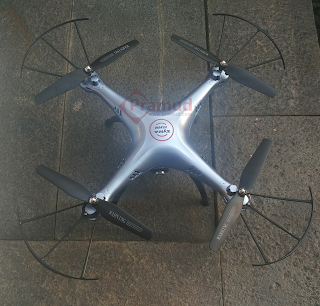 review kelebihan drone syma X5HW indonesia