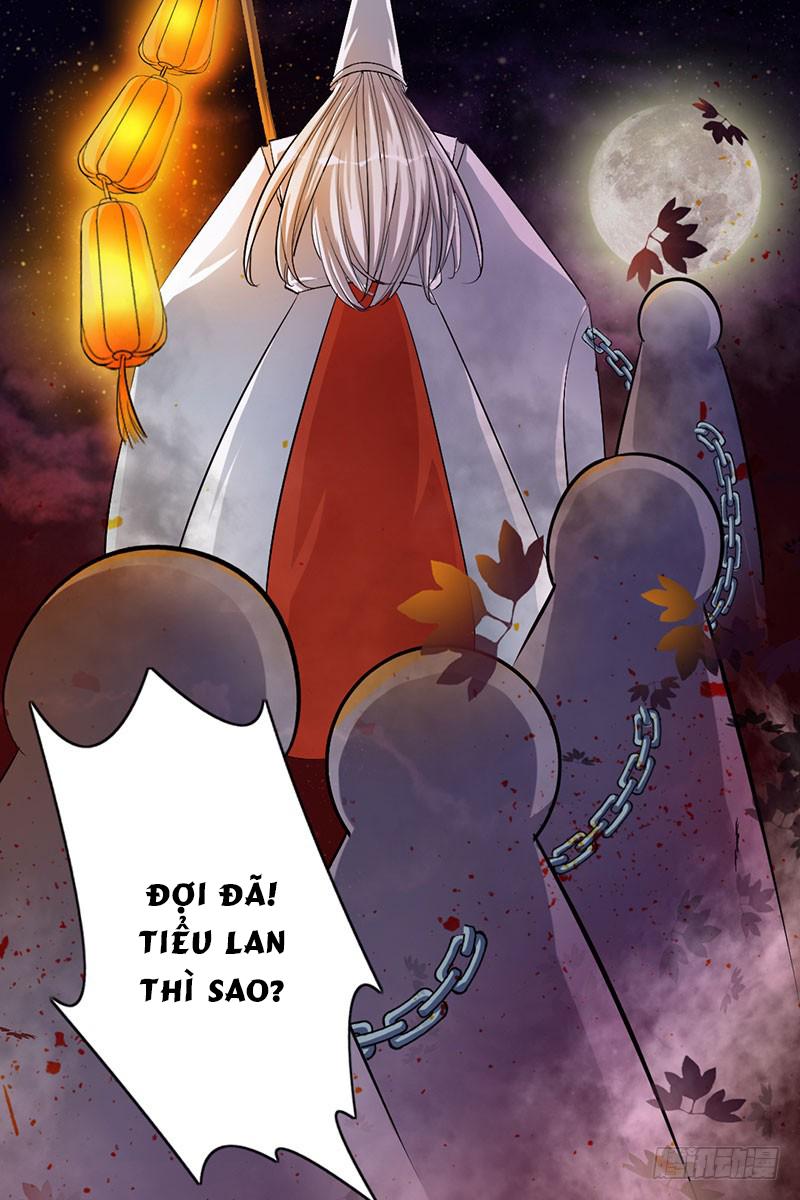 Hung Mãnh Quỷ Phu Bà Thượng Sàng – Chap 32