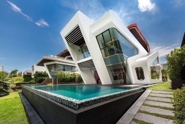 Mistral Villa, Modern Villa In Singapore