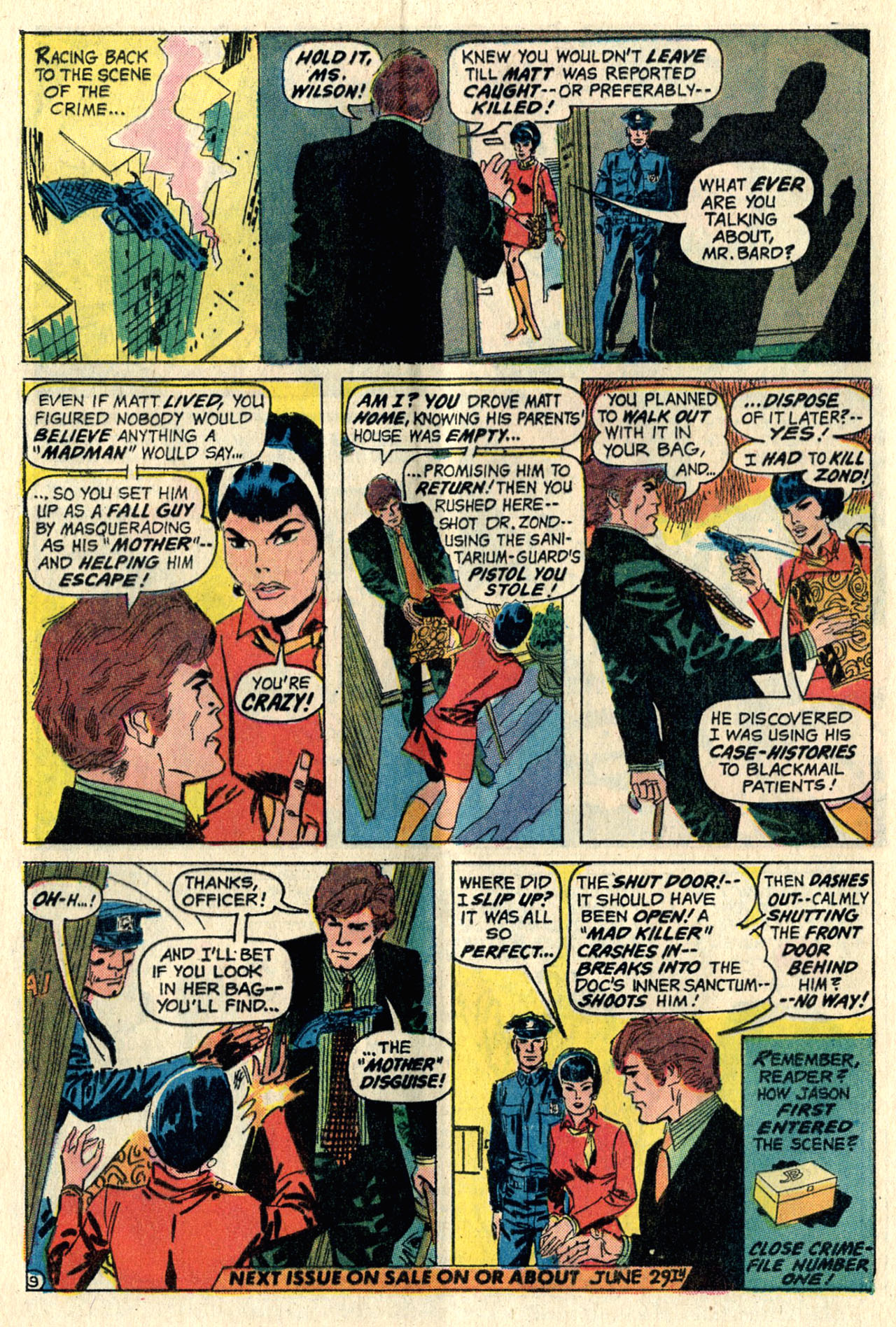 Detective Comics (1937) 425 Page 31