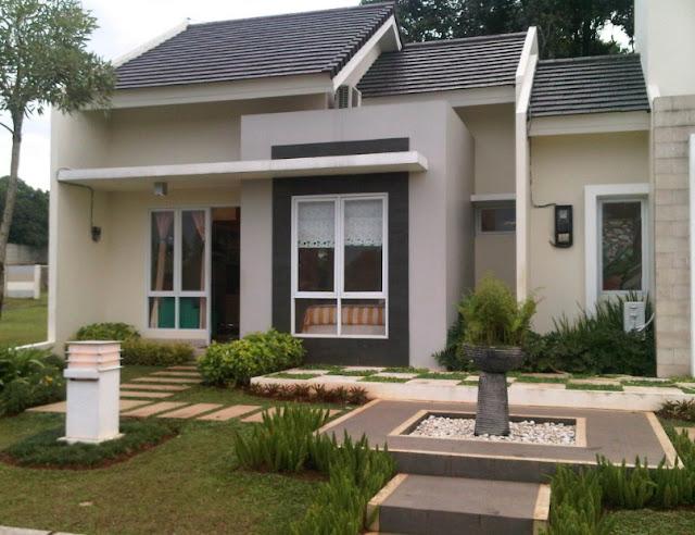Rumah Sederhana Tapi Menawan
