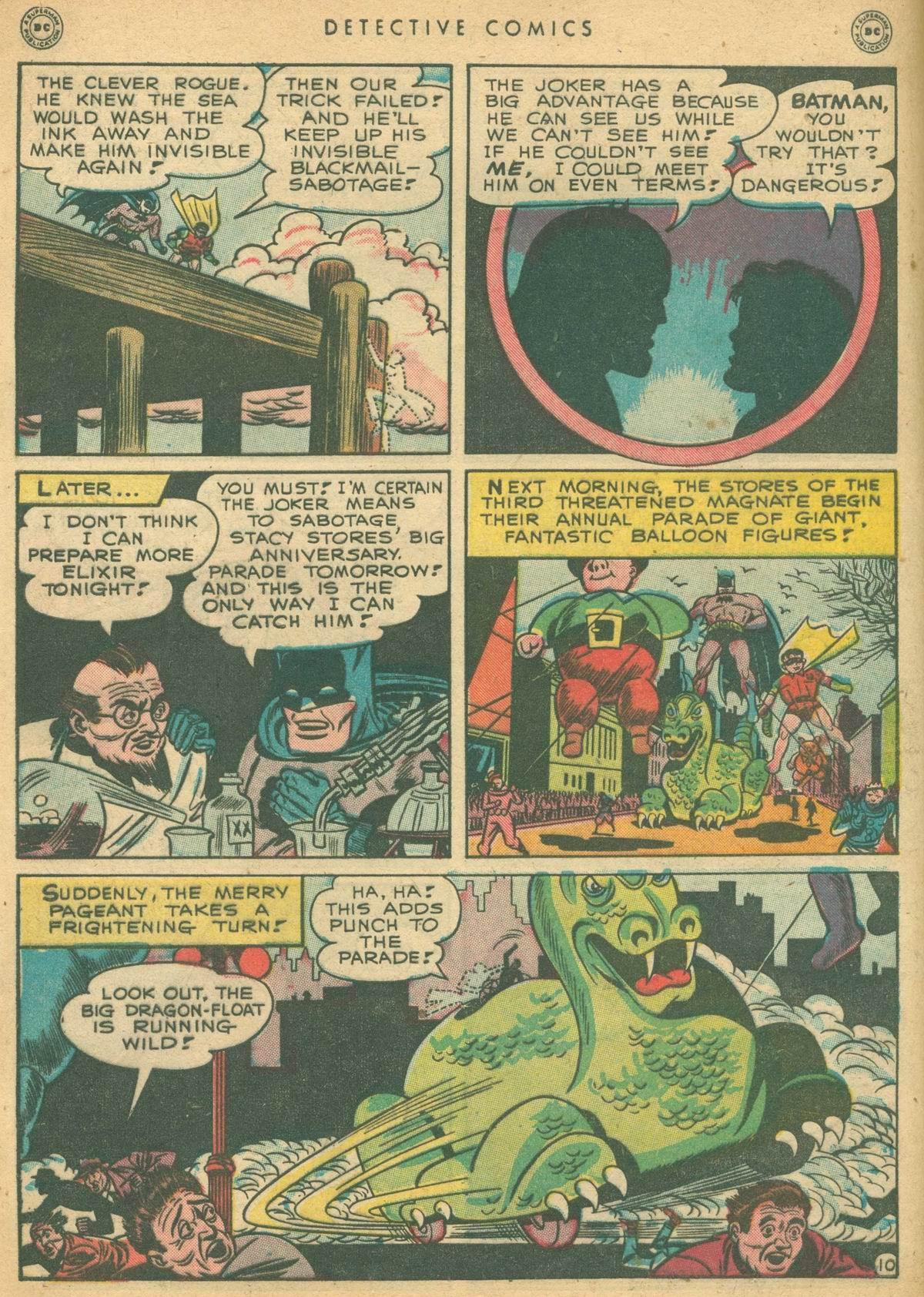 Detective Comics (1937) 138 Page 11