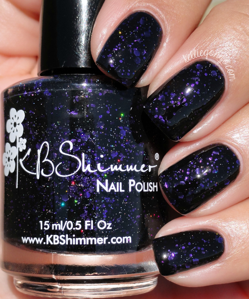 KBShimmer Fright This Way