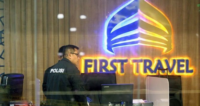 Jumlah Tagihan Utang First Travel Tembus Angka Rp 1 Triliun