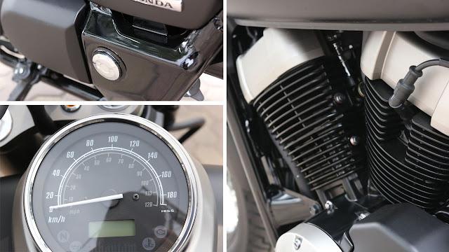 Honda Shadow Phantom 750