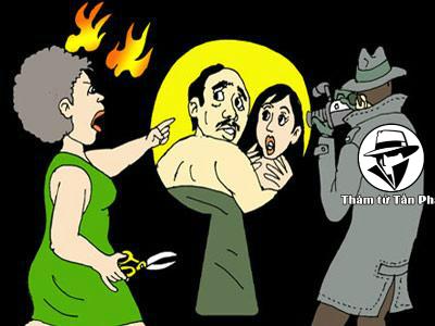 Thám tử theo dõi Hà Nội