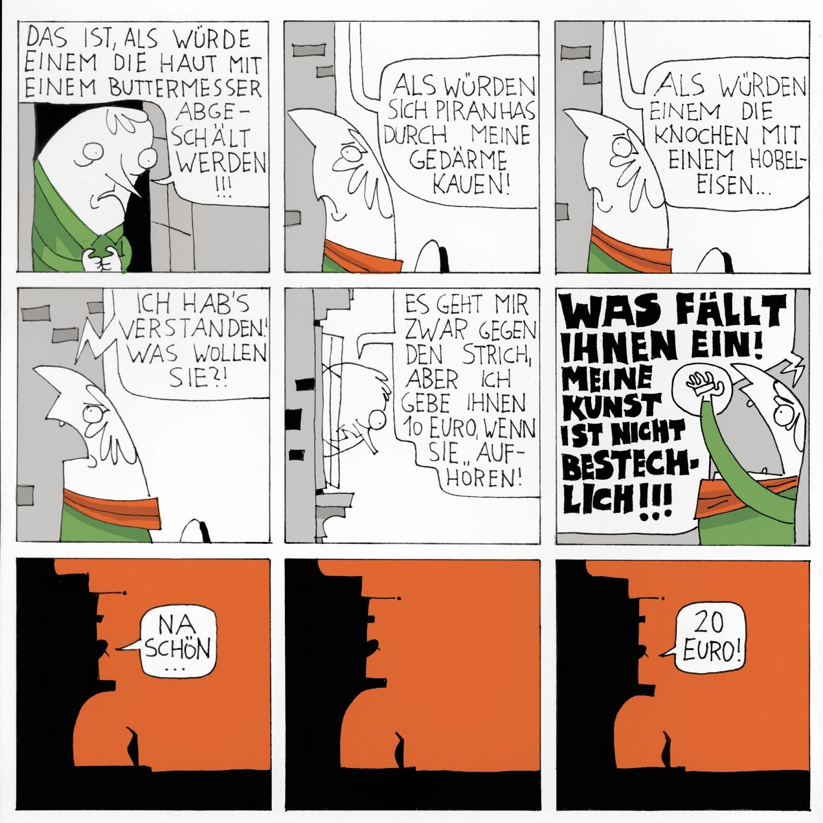 comic, humor, straße, musik, jpeg